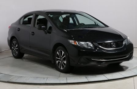 2013 Honda Civic EX A/C BLUETOOTH TOIT OUVRANT MAGS #0