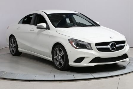 2016 Mercedes Benz CLA 250 4MATIC TOIT CUIR NAV BLUETOOTH MAGS #2
