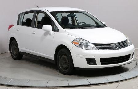 2009 Nissan Versa SL AUTO A/C GR ELECTRIQUE #0