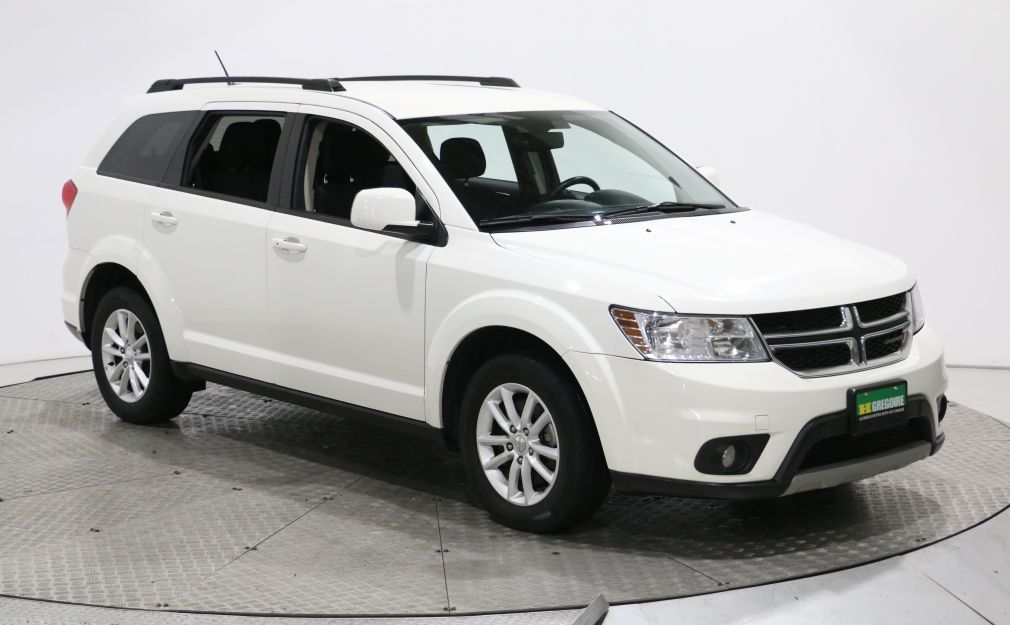 2015 Dodge Journey SXT AUTO A/C MAGS 7 PASSAGERS #0