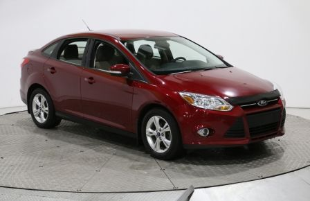 2013 Ford Focus SE AUTO A/C MAGS BLUETOOTH #0