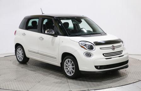2014 Fiat 500 Lounge CUIR TOIT PANO MAGS CAM DE RECULE #0