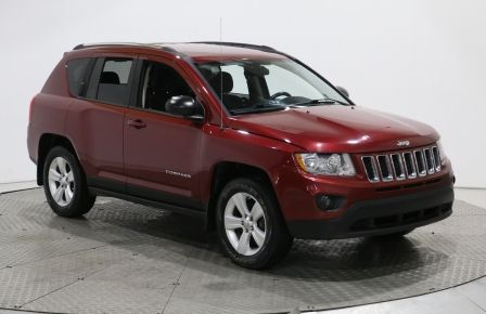2012 Jeep Compass NORTH 4X4 AUTO A/C GR ELECT MAGS #0