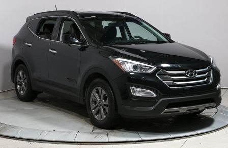 2015 Hyundai Santa Fe SPORT A/C BLUETOOTH GR ELECTRIQUE MAGS #0