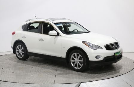 2015 Infiniti QX50 AWD A/C GR ELECT CUIR TOIT OUVRANT MAGS #0