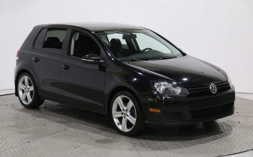 2013 Volkswagen Golf Trendline AC GR ELECT MAGS #0