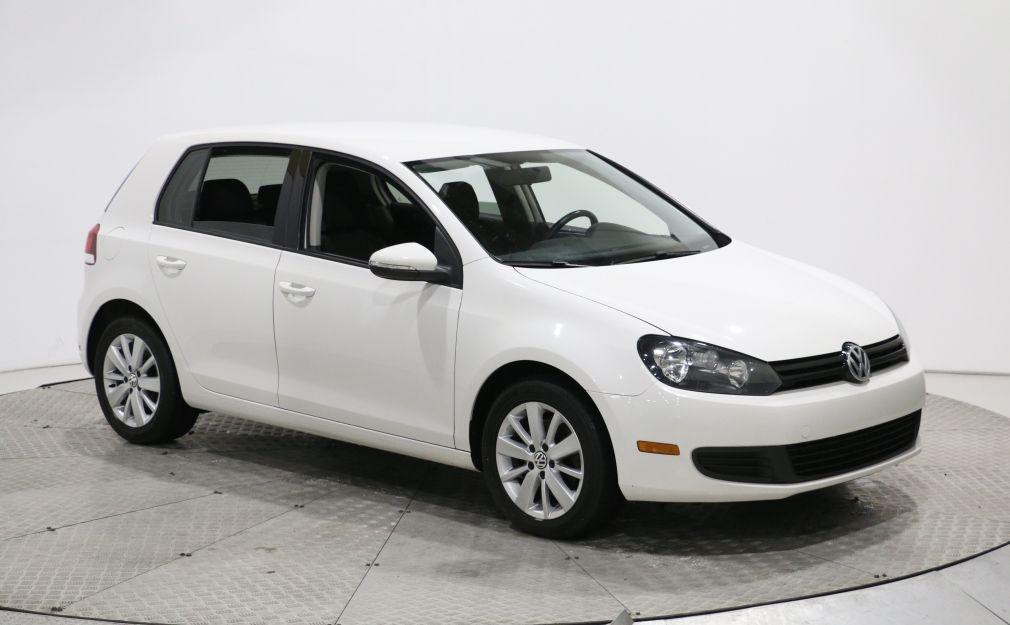 2013 Volkswagen Golf Comfortline A/C GR ELECT MAGS BLUETOOTH #0