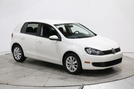 2012 Volkswagen Golf COMFORTLINE A/C BLUETOOTH MAGS #1
