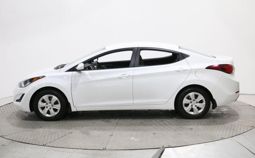 2016 Hyundai Elantra L+ AUTO A/C GR ELECT #0