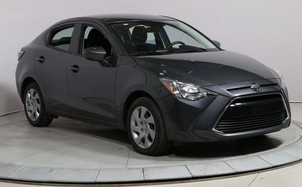 2016 Toyota Yaris 4dr Sdn Man #0