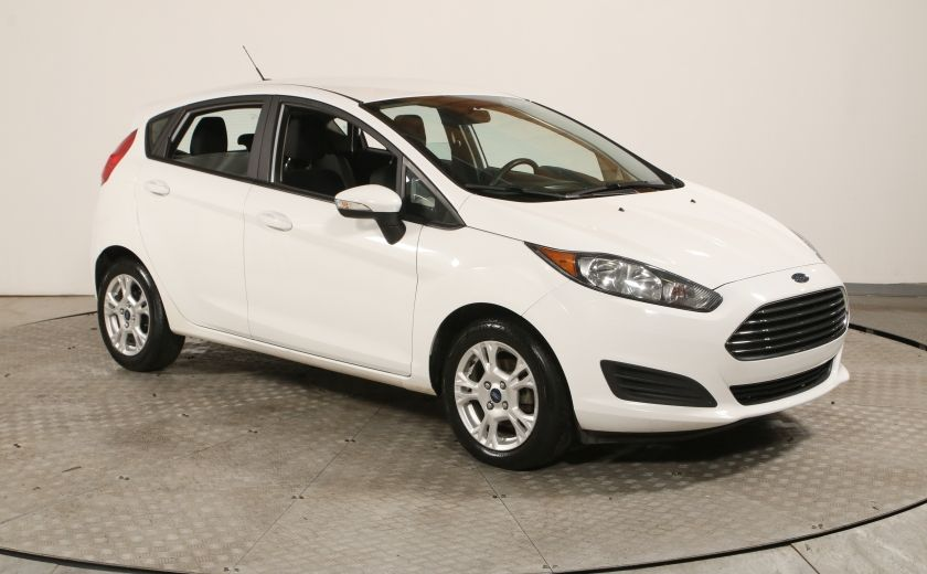 2016 Ford Fiesta SE AUTO 4 PORTE HAYON BLUETOOTH #0