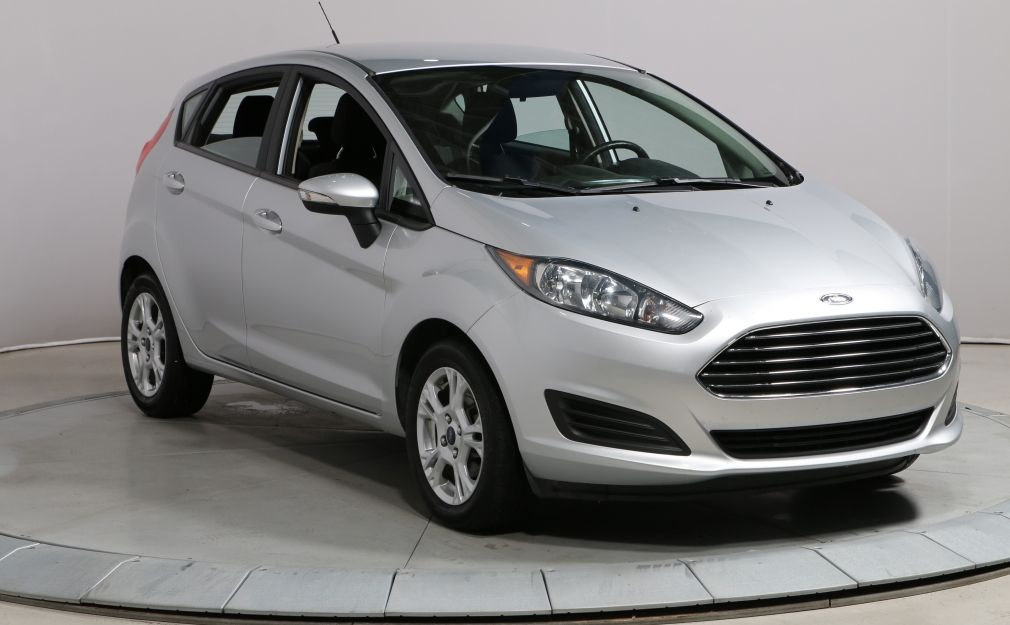 2016 Ford Fiesta SE AUTO A/C BLUETOOTH MAGS #0