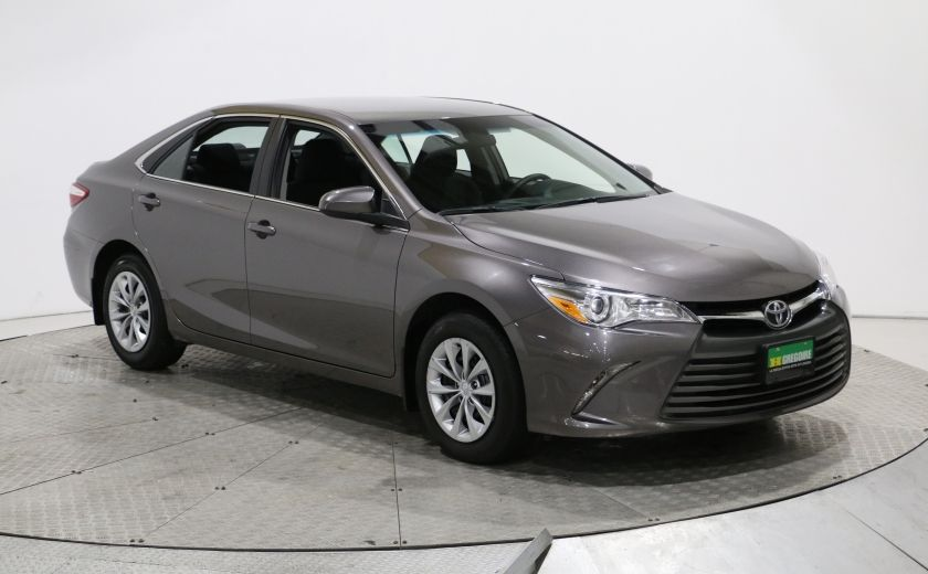 2017 Toyota Camry LE AUTO A/C BLUETOOTH GR ELECT #0