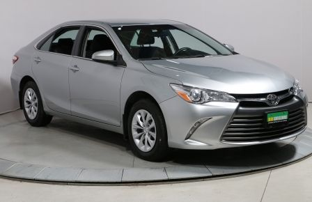 2017 Toyota Camry LE CAM RECUL GR ELECT BLUETOOTH #0
