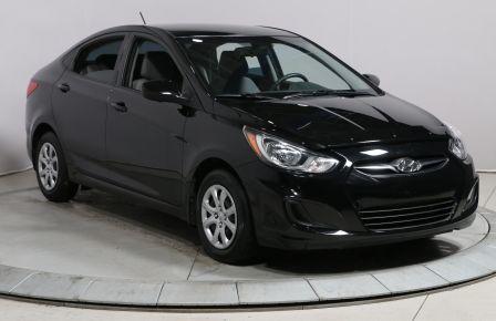 2013 Hyundai Accent GL AUTO A/C GR ELECTRIQUE #0