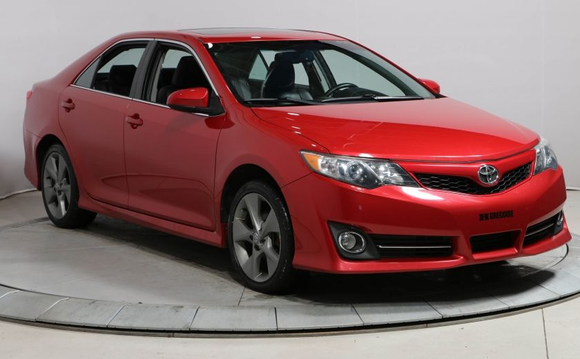 2012 Toyota Camry SE A/C GR ELECT MAGS CUIR CAM RECUL TOIT OUVRANT #0