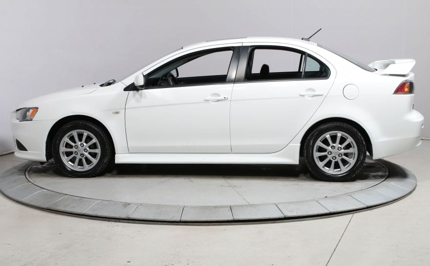2012 Mitsubishi Lancer SE A/C GR ELECT MAGS CUIR TOIT OUVRANT BLUETHOOT #0