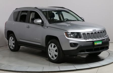 2015 Jeep Compass NORTH 4X4 AUTO CUIR A/C GR ELECTRIQUE #0