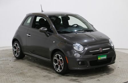 2016 Fiat 500 SPORT AUTO CUIR BLUETOOTH MAGS #0