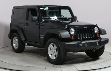 2010 Jeep Wrangler Sport MAGS #0