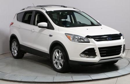 2014 Ford Escape Titanium 4WD AUTO CUIR NAV MAGS CAM.RECUL HAYON.EL #0