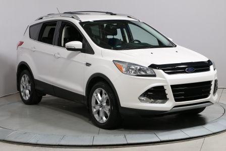 2014 Ford Escape Titanium Awd 2.0L Cuir-Toit Panoramique-Navigation #1