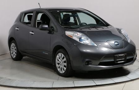 2013 Nissan Leaf S GR ELECT MAGS BLUETOOTH #0