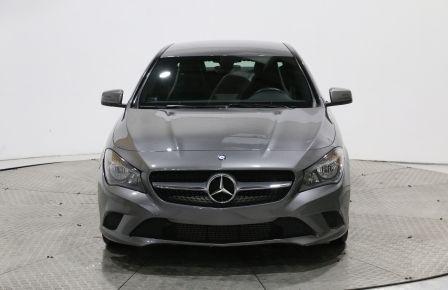 2014 Mercedes Benz CLA250 CLA 250 AWD CUIR MAGS CAM DE RECULE BT #0