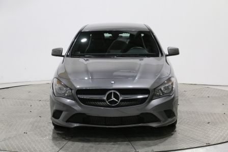 2016 Mercedes Benz CLA 250 4MATIC TOIT CUIR NAV BLUETOOTH MAGS #0