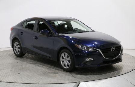 2015 Mazda 3 GX AUTO A/C GR ELECT BLUETOOTH #0