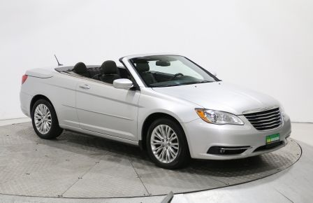 2011 Chrysler 200 Touring AUTO A/C CONVERTIBLE MAGS BLUETOOTH #0
