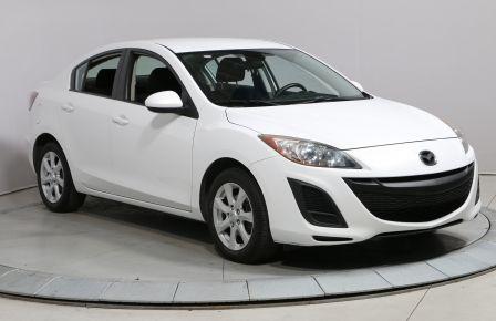 2011 Mazda 3 GS GROUPE ÉLECTRIQUE A/C BAS KILOMETRAGE #0