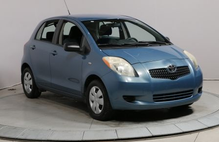 2007 Toyota Yaris LE AUTO A/C #0