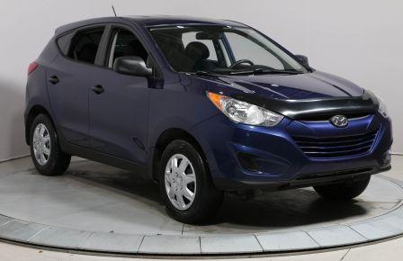 2011 Hyundai Tucson L A/C GR ELECTRIQUE BAS KILOMETRAGE #0