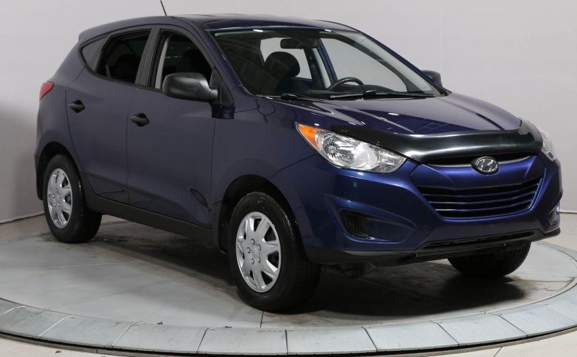 2011 Hyundai Tucson L AC #0
