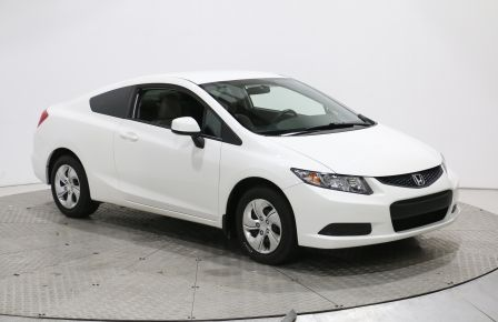 2013 Honda Civic LX A/C GR ELECT BLUETOOTH #0