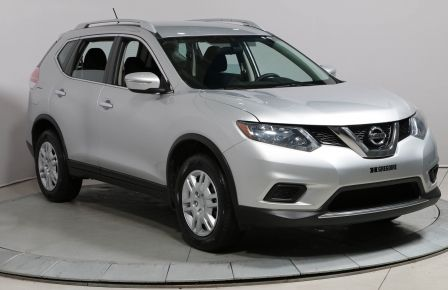 2014 Nissan Rogue S AWD A/C GR ELECT BLUETOOTH #0