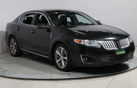 2011 Lincoln MKS AWD TOIT OUVRANT CUIR BLUETOOTH MAGS #0