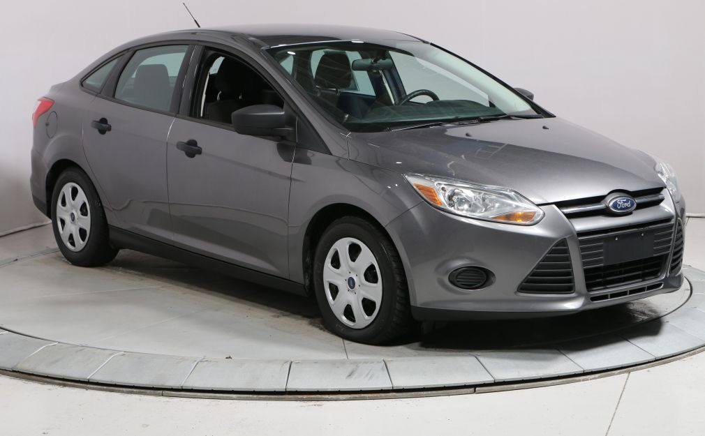 2014 Ford Focus S A/C Cruise MP3/AUX GR.Elec BAS KMS #0