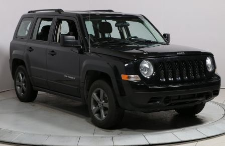 2015 Jeep Patriot Sport CUIR MAGS #0