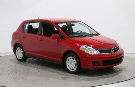 2012 Nissan Versa AUTO A/C GR ELECT #0