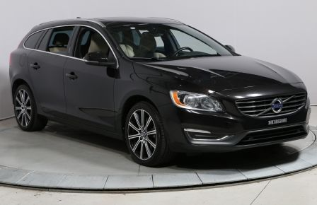 2015 Volvo V60 T6 PREMIER PLUS TOIT OUVRANT CUIR BLUETOOTH MAGS #0