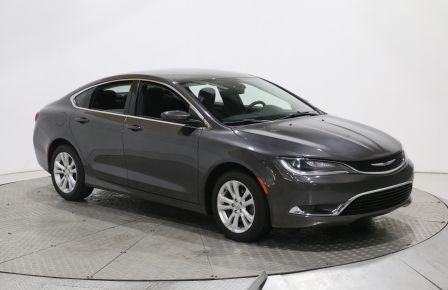 2016 Chrysler 200 Limited AUTO A/C MAGS CAMERA RECUL BLUETHOOT #0