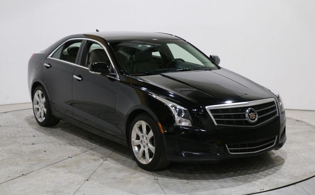 2013 Cadillac ATS Luxury CUIR TOIT MAGS CAM DE RECULE #0