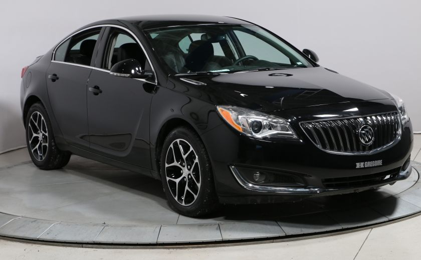 2017 Buick Regal Sport Touring AUTO A/C GR ELECT CUIR MAGS BLUETOOT #0
