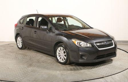 2013 Subaru Impreza 2.0i w/Touring Pkg AWD A/C GR ELECT BLUETOOTH #0
