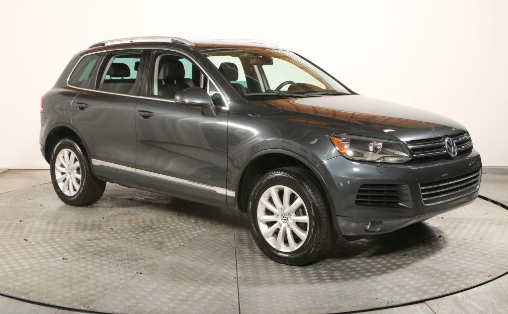 2011 Volkswagen Touareg Comfortline AUTO A/C CRUISE BLUETOOTH #0