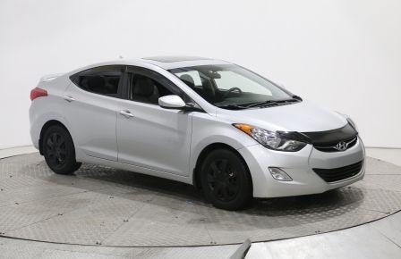 2012 Hyundai Elantra GLS A/C TOIT GR ELECT BLUETOOTH #0