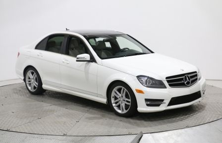 2014 Mercedes Benz C300 4MATIC TOIT PANORAMIQUE CUIR BLUETOOTH MAGS #0