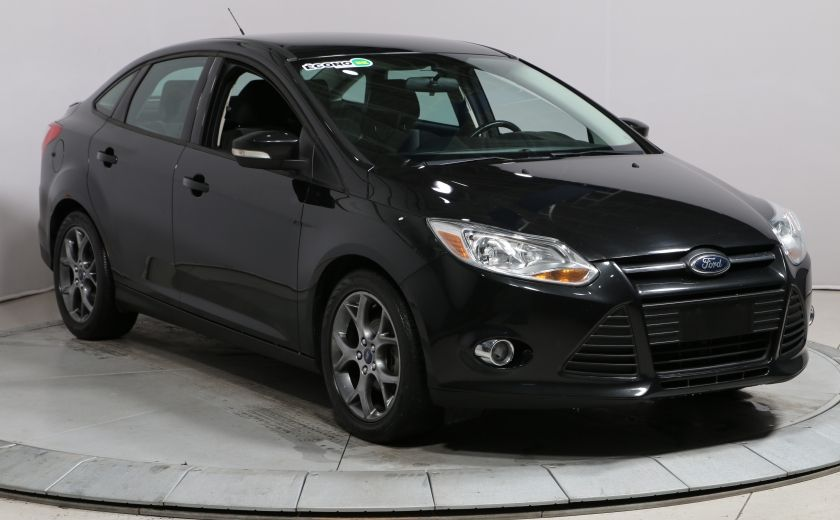 2013 Ford Focus SE SPORT AUTO AC GR ELECT MAGS 17´´ BLUETOOTH #0